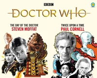 target novels day of the doctor and twice upon a time