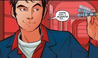 tenth doctor comic