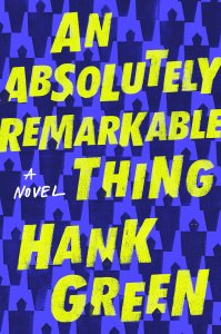 an absolutely remarkable thing cover