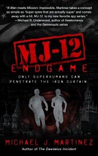 mj-12 endgame