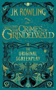 crimes of grindelwald screenplay