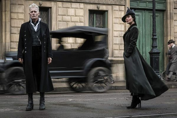 grindelwald and rosier