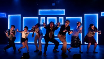 Review Black Friday A New Musical From Team Starkid Spoiler Free Thoroughly Modern Reviewer