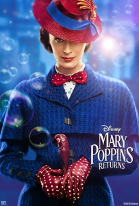 mary poppins returnsposter