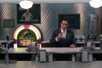 lemony in a diner