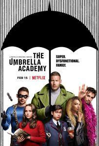 umbrella academy poster