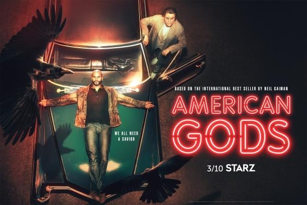 American Gods Season 2 2019
