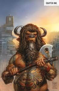 Buffalo Man