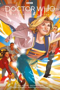 Doctor Who - Thirteenth Doctor Vol 1