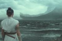 rise of skywalker - downed death star