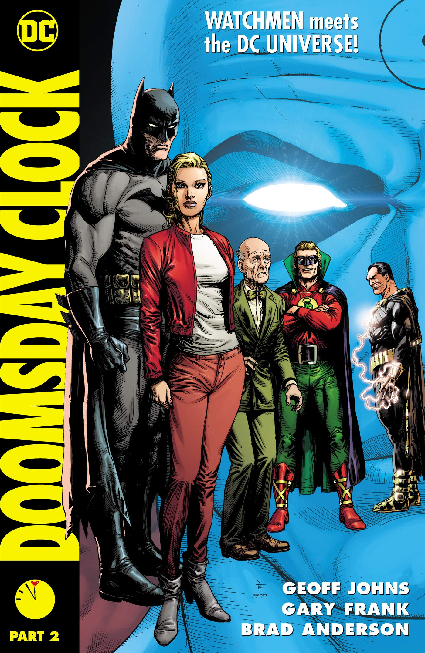 Review Doomsday Clock Thoroughly Modern Reviewer